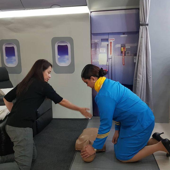 Etiqueta De La Línea Aérea