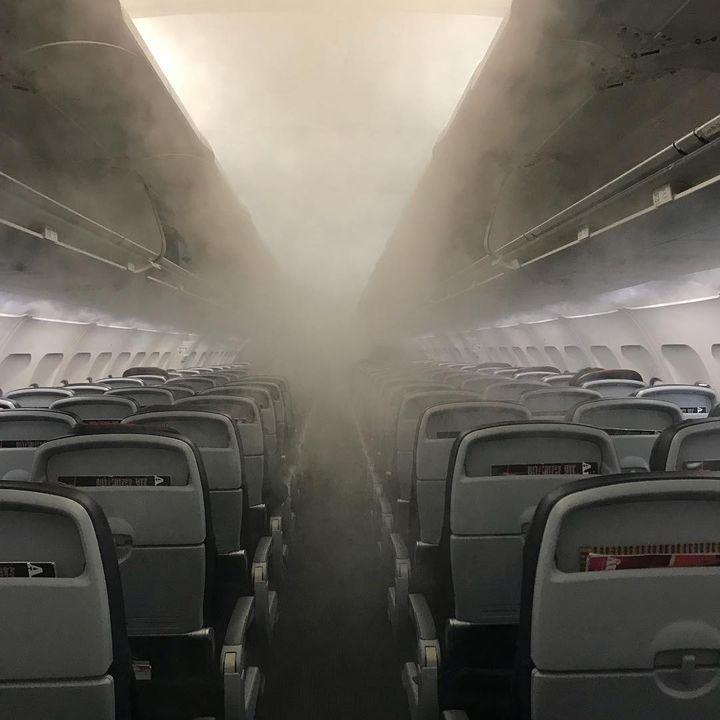¿Es Seguro El Aire Al Interior De Las Cabinas?